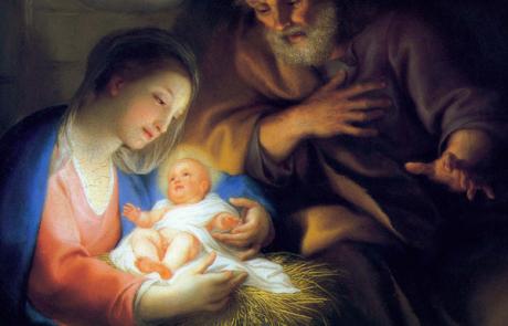 Benedizione alle famiglie