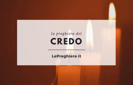 Approfondiamo il Credo
