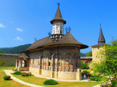 Viaggio in Romania e i suoi monasteri