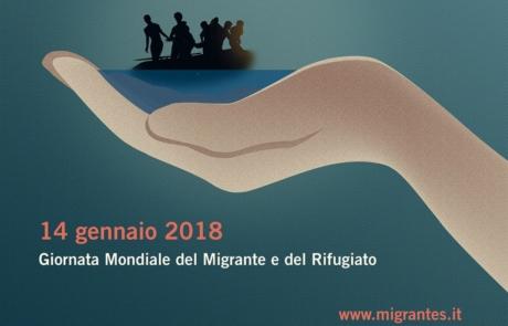 Giornata mondiale del Migrante e Rifugiato 2018