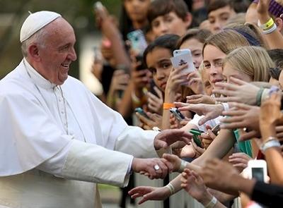 Dono del Papa per i preadolescenti